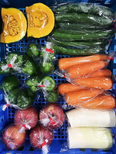 青果用野菜